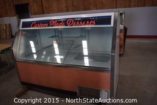 Commercial Dessert Refrigerator