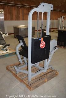 Life Fitness Exercise Equipment