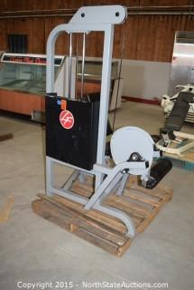 Life Fitness Exercise Equipment
