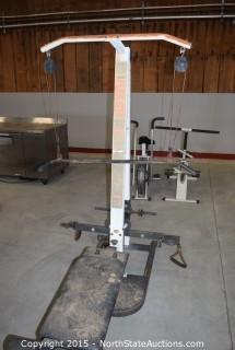Weirder Flex CTX 60 Gym