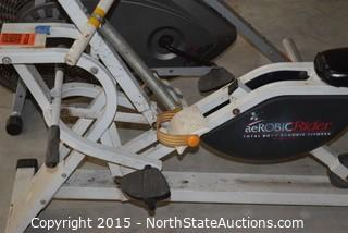 Lot of Exercise Equipment