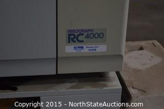 Lot of Misc and Risograph RC 4000 Copier