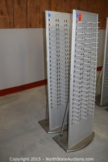 Commercial Glasses/Sunglasses Displays