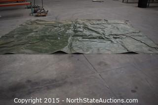Lot of Tarps