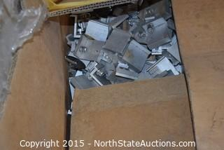 Lot of Misc Solar Panels Assembly Hardware