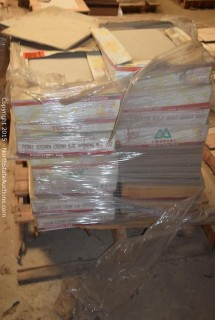 Lot of Assorted Tile