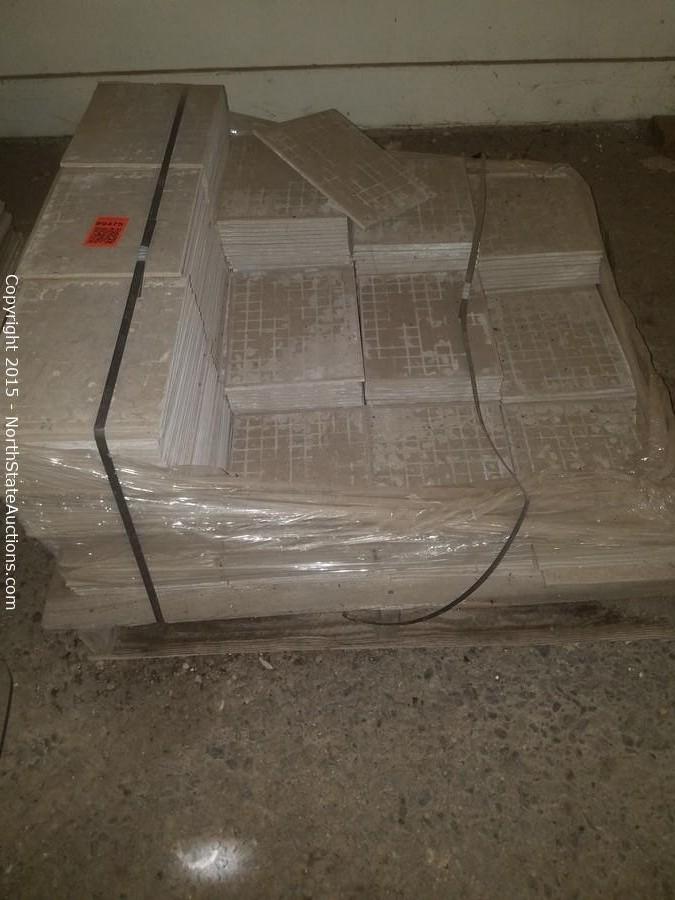 12th St. Tile Auction