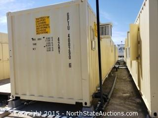 Pre Manufactured Container House with Engineering Plans