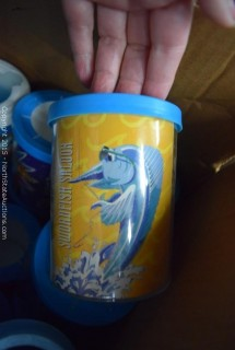 Cigarette Memorbilia Cooly Cups and Water Bottles