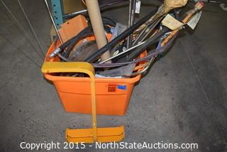 Lot of Misc hydrolic Lines and Parts