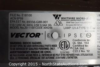 Vector Eclipse 20-1100 Whitmire Micro-Gen