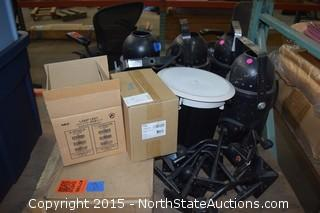 Lot of Misc Audio and Visual Equipment