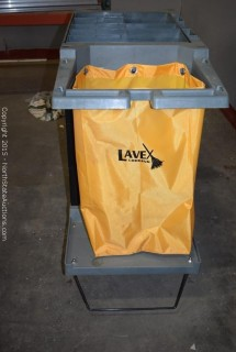 Lavex Lodging Cart