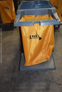 Lavex Lodging Cart