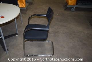 Lot of Office Chairs and a Table