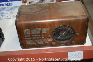 Vintage Knight Radio