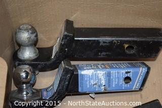 Lot of Hitches