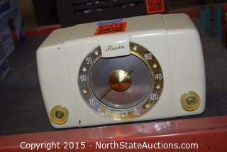 Vintage Arvin Radio