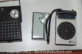 Lot of Handheld Radios