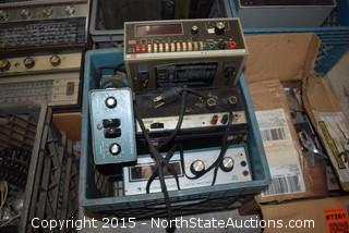 Lot of Vintage Electronics