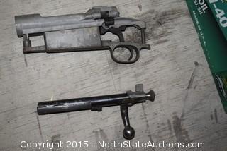 Lot of Misc Gun Parts
