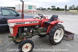 Yanmar YM1700 Tractor