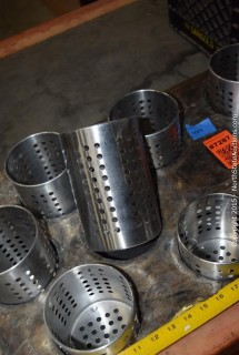 Commercial Silverware Holders