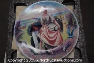 Lot of Misc Collector Plates