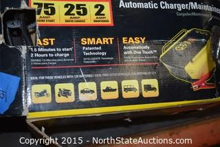 Stanley Battery Charger