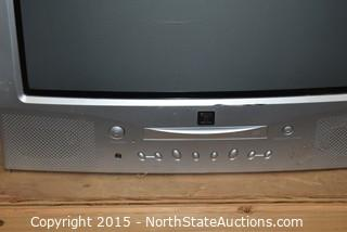 """Trutech 20"""" TV with DVD Player"""