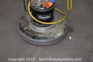 Clarke CFP 2000 Floor Buffer