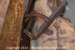 67 Pontiac Firebird Fenders and Radiator Support