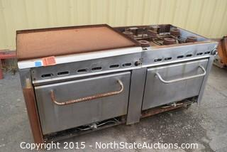 Commerical Griddle/Grill