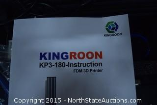 KINGROON FDM 3D Printer