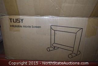Tusy Inflatable Movie Screen