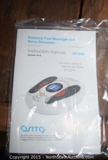 Osito Electrical Foot Massager and Nerve Stimulator