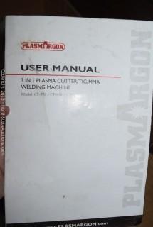 Plasmagon Plasma Cutter/Tig/MMA Welding Machine