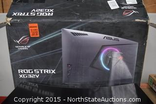 ASUS Republic of Gamers Rog Strix XG32V