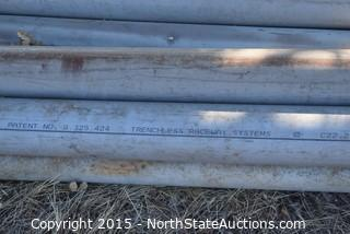 Lot of Electrical Conduit