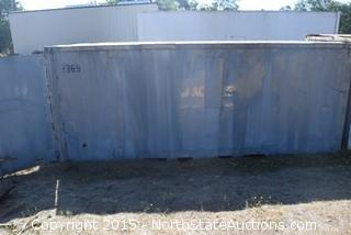 Shipping /Cargo Container  20'