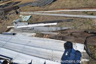 Lot of Misc Construction Supplies