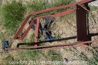 Metal Ladder for building.