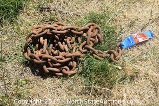Large Chain, choker