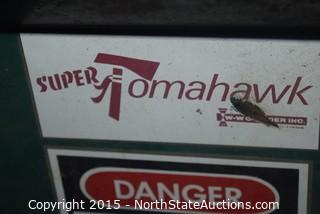 Super Tomahawk Chipper