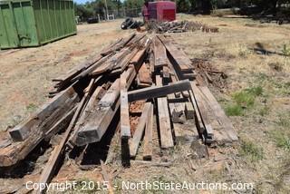 Lot of Lumber (You Pick)