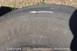 Semi Tires and Rims