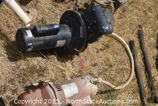 Lot of Misc Small Engines/Pumps