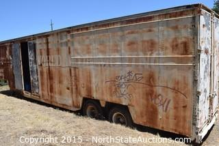40' Semi Trailer (PARTS ONLY)