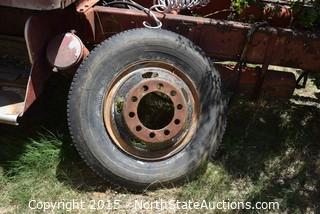 1967 Kenworth Truck (PARTS ONLY)