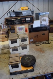 Lot of Misc Electronics, Bible on Tape and More